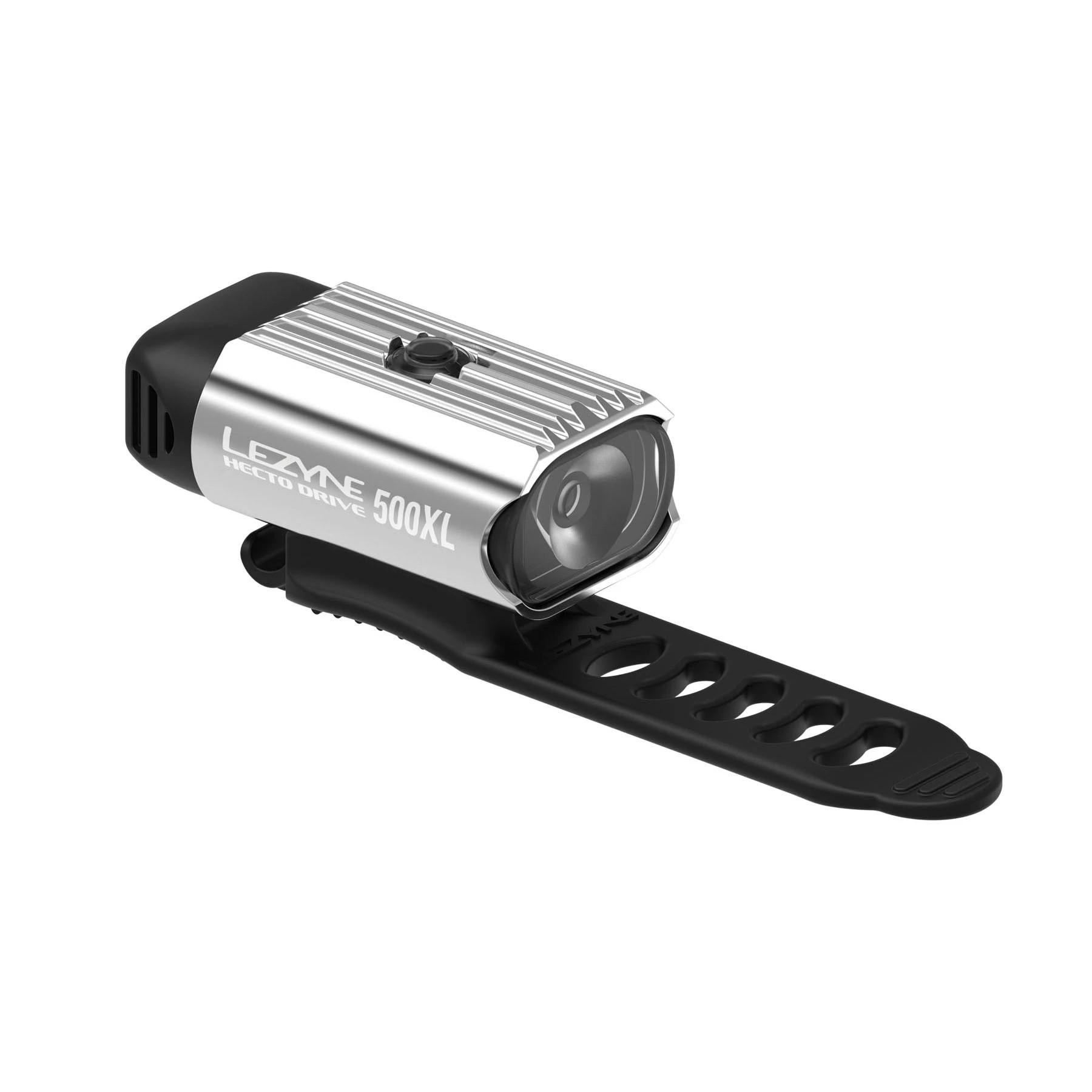 Farol LEZYNE LED Hecto Drive 500XL - 20Hrs & 500 Lumens