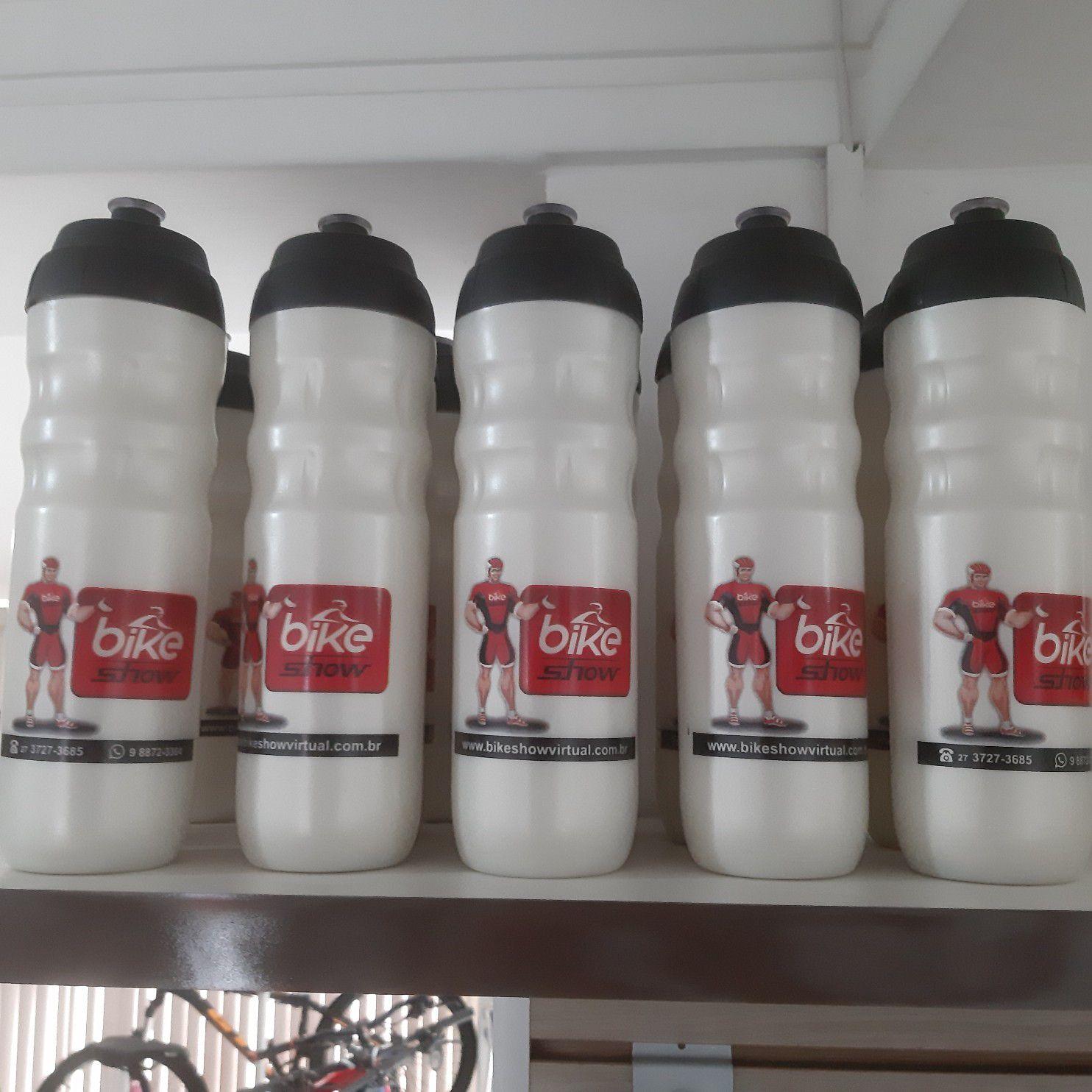Garrafa BIKE SHOW com Proteção Térmica 550 ml
