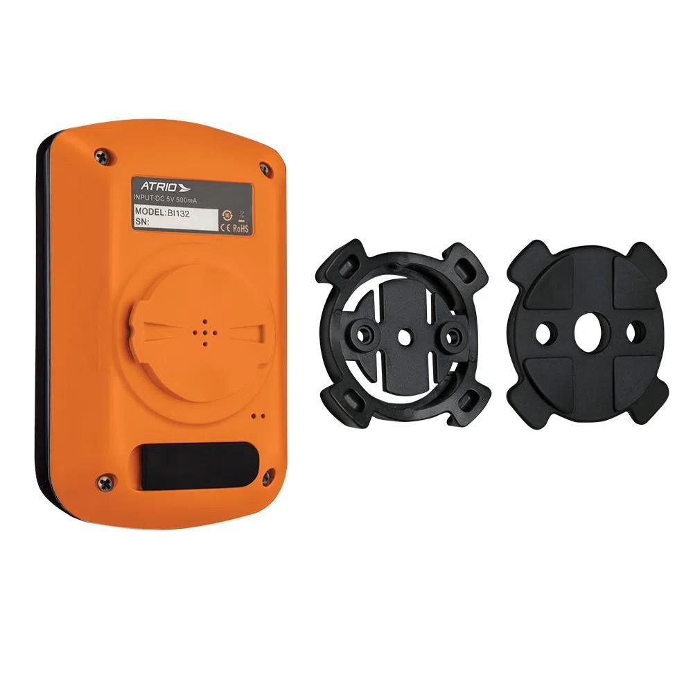 Gps ATRIO Steel BI132 Ciclismo Bike C/ Sensor Cadência Bluetooth