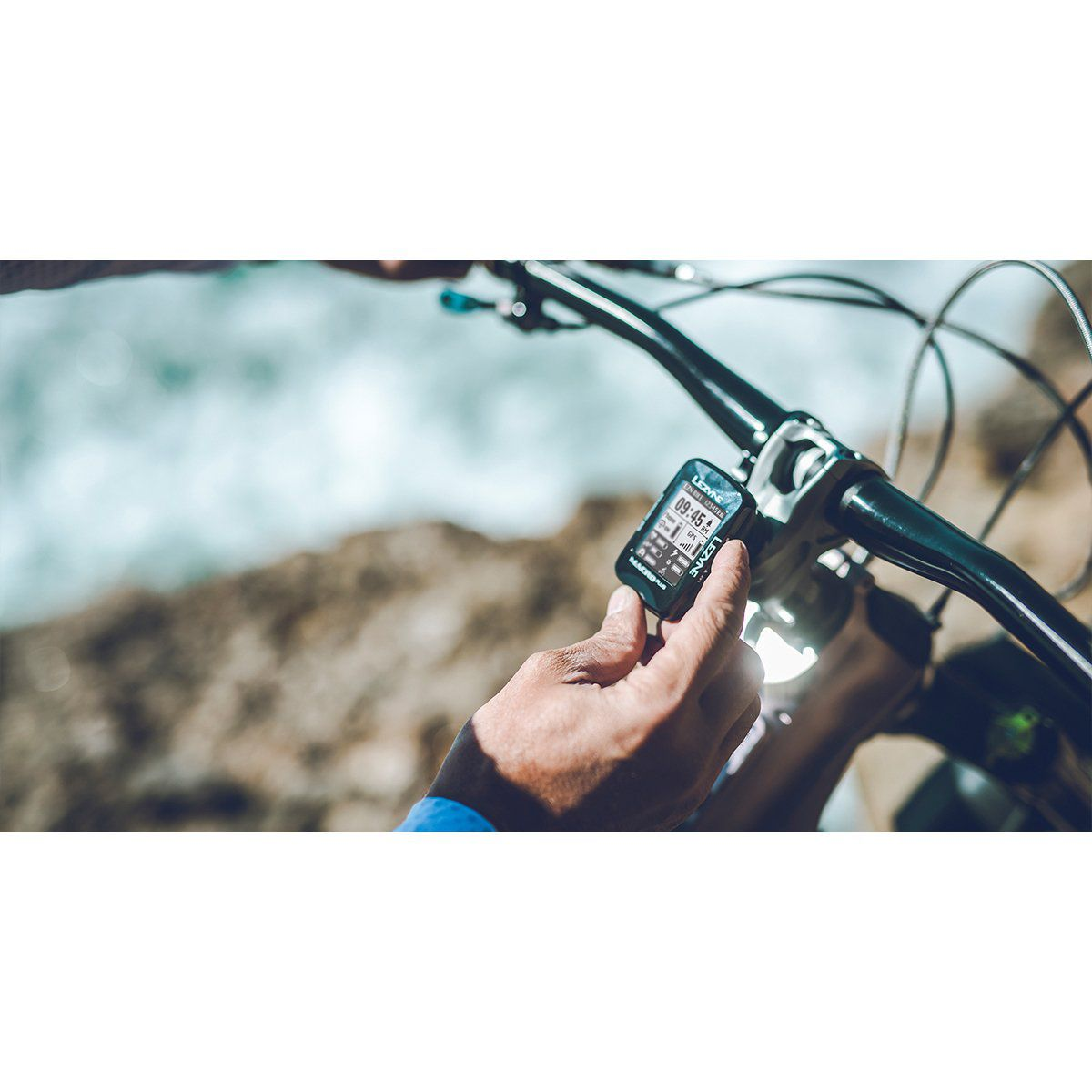 GPS LEZYNE MACRO PLUS Bluetooth