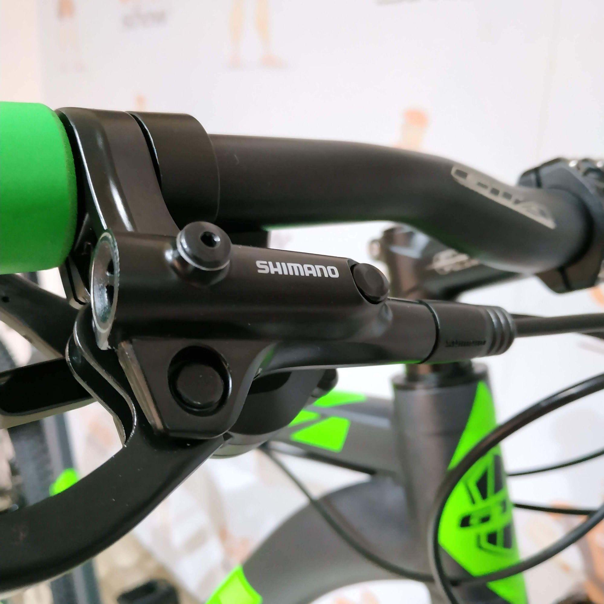 Bicicleta GTA NX11 aro 29 - 16v Shimano Altus - K7 Sunrace 11/40 dentes - Suspensão Trust com trava no guidão
