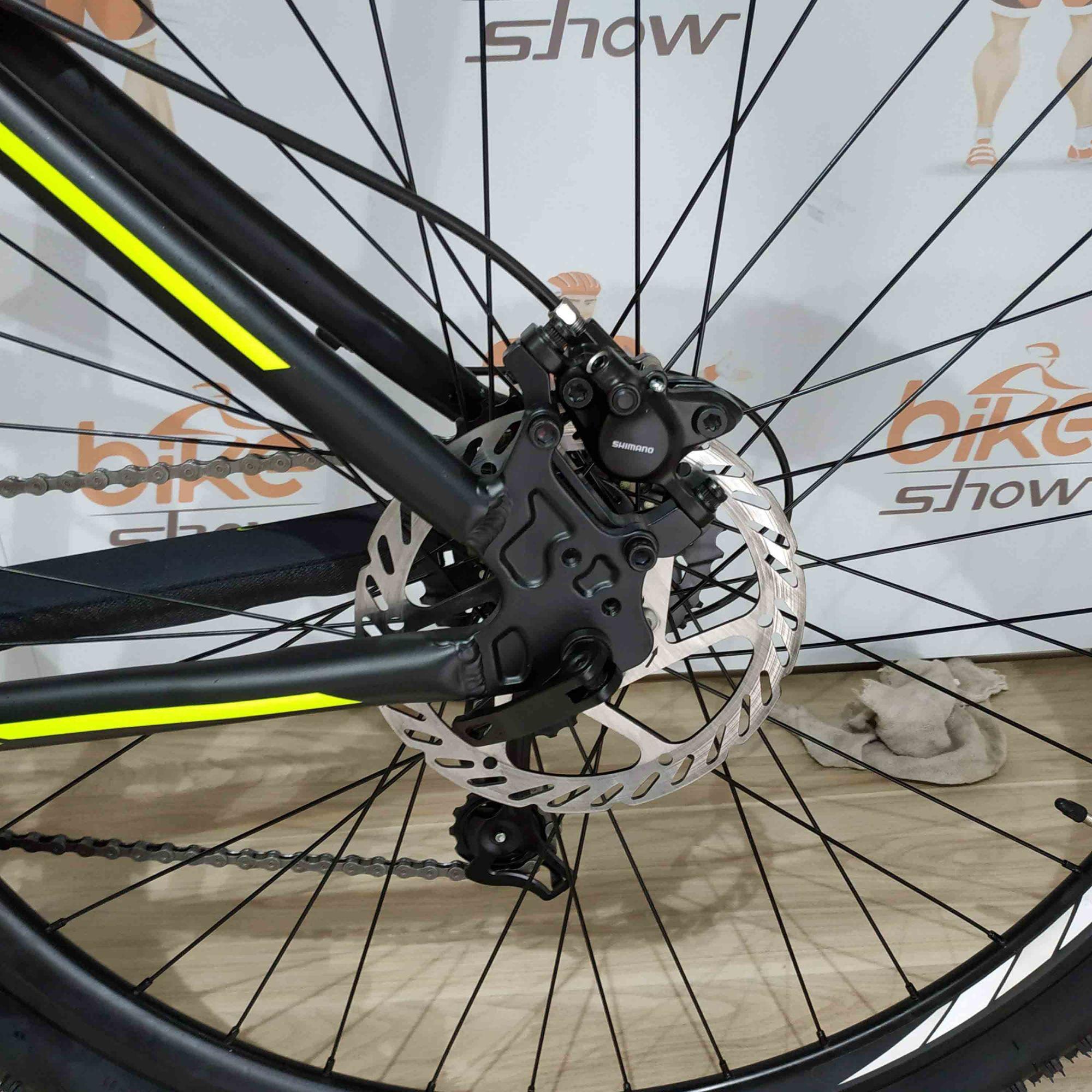 Bicicleta GTA NX11 aro 29 - 7v Shimano Tourney - Freio Hidráulico Shimano