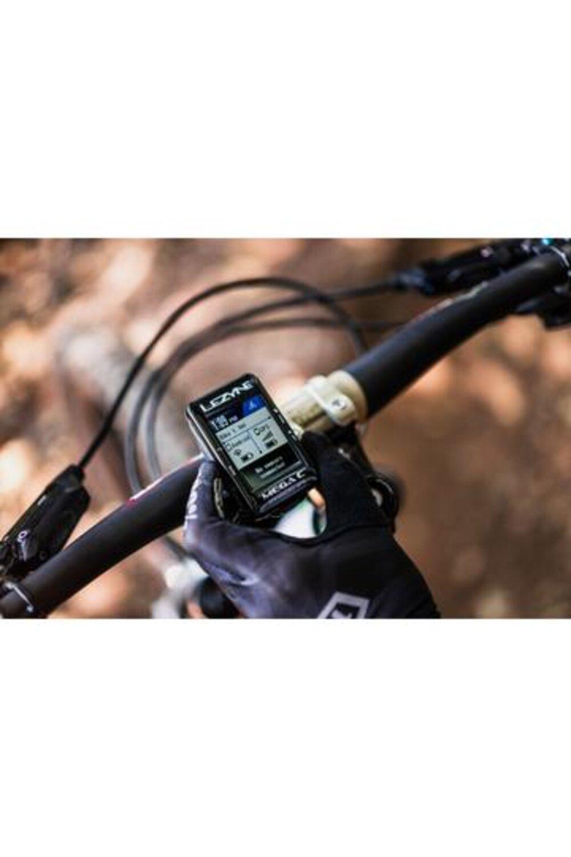 Kit GPS LEZYNE MEGA C GPS Ciclocomputador + Sensor de Cadência + Cinta Monitor Cardíaco