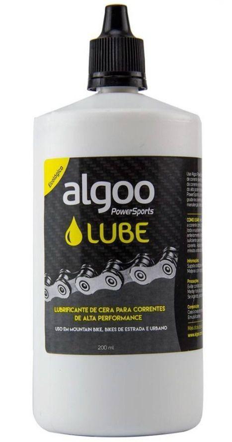 Lubrificante ALGOO LUBE para correntes 200ml