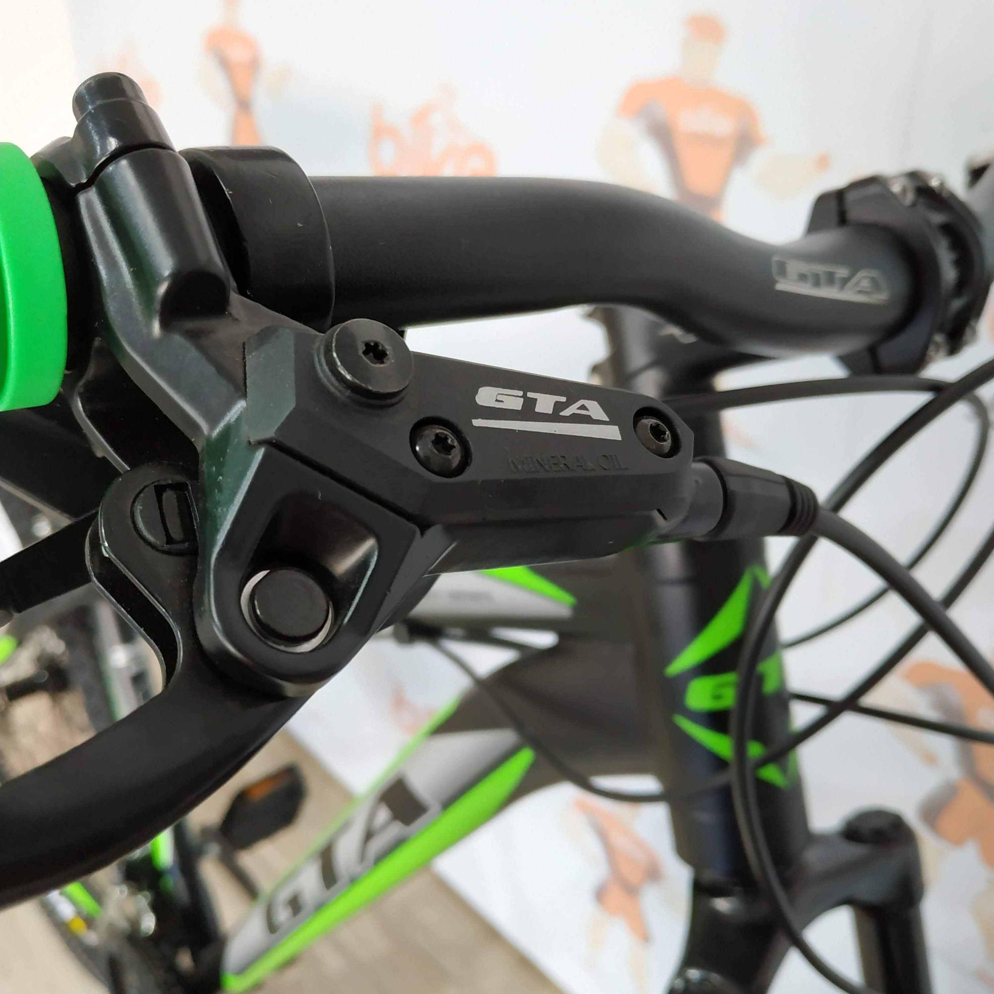 Bicicleta GTA NX9 aro 29 - 24v Shimano Tourney - Cubos Cassete de Rolamentos