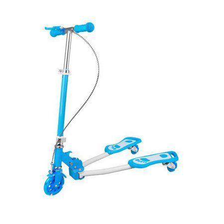 Patinete DM Toys Radical Frog 3 Rodas - Suporta Até 100kg