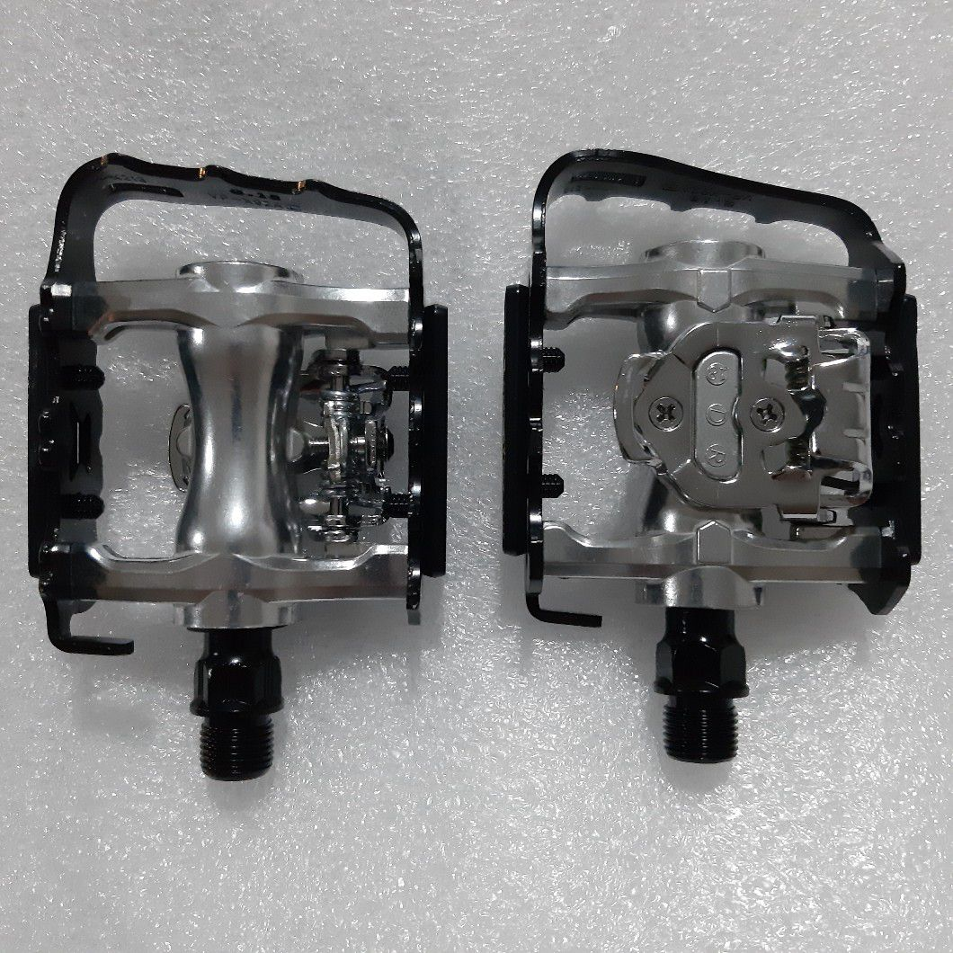 Pedal VP COMPONENTS-X92A Multi-Função De Alumínio Com Tacos