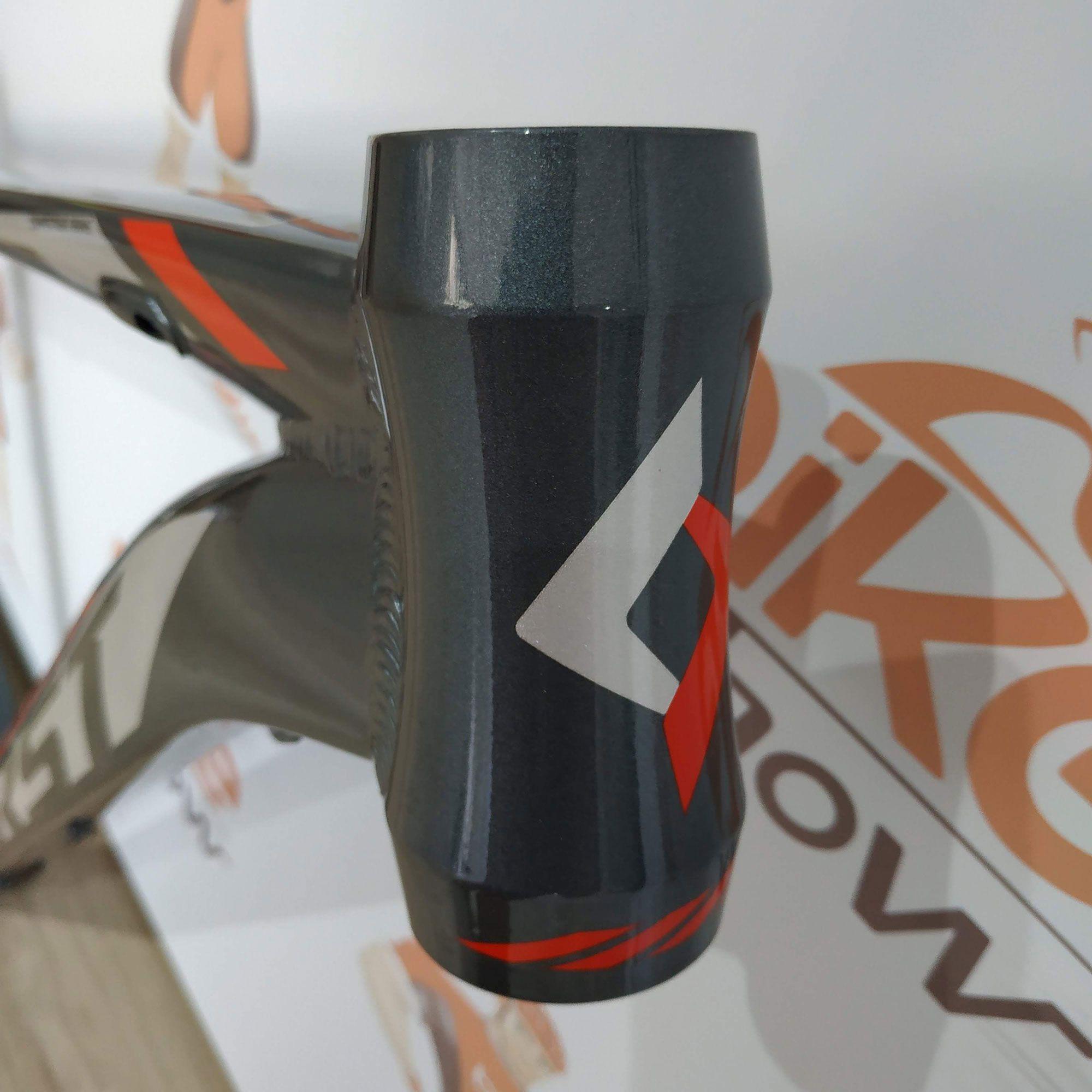 Quadro MTB FIRST Axiss aro 29 Alumínio - Brilho