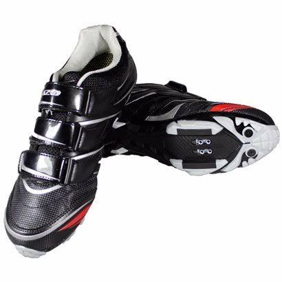 Sapatilha Ciclismo MTB VENZO VSX - 3 Fechos