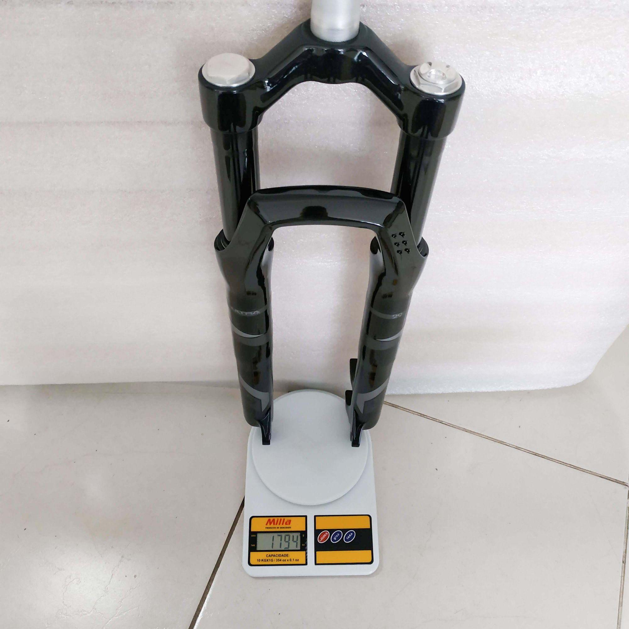 Suspensão 29 PROSHOCK Ultra TR32 Over 100 mm Cor Preto Brilho