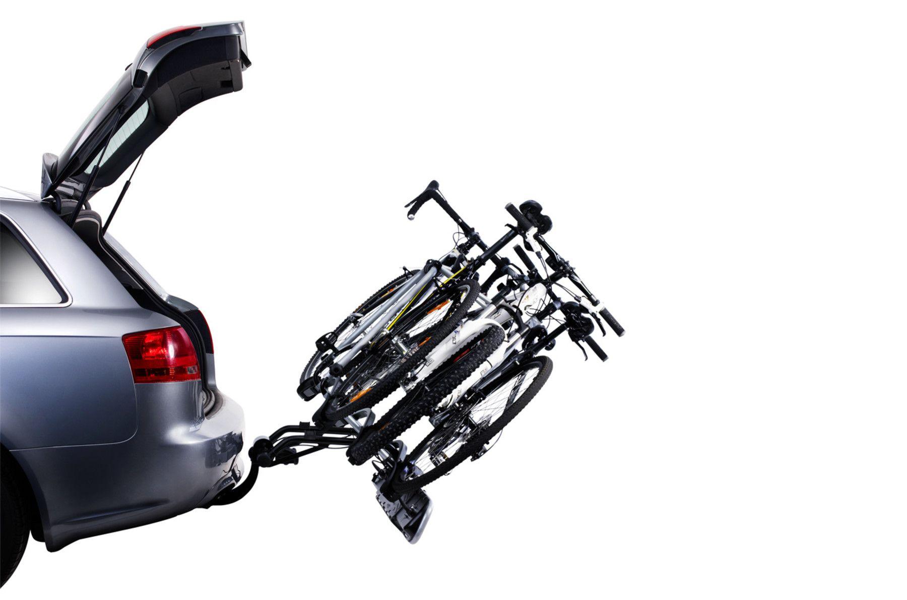 Transbike THULE Euroride 943 para engate de reboque 3 Bikes