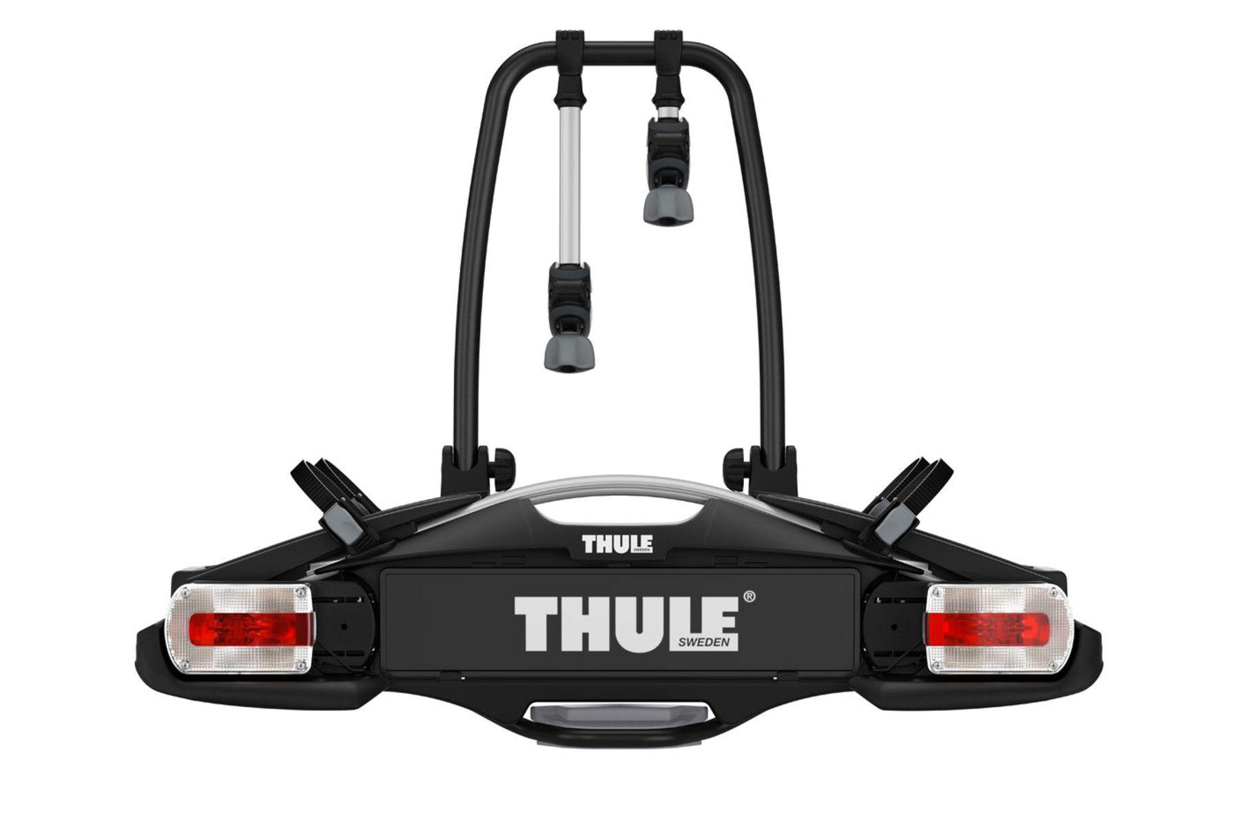 Transbike THULE VeloCompact 925 para engate de reboque 2 Bikes