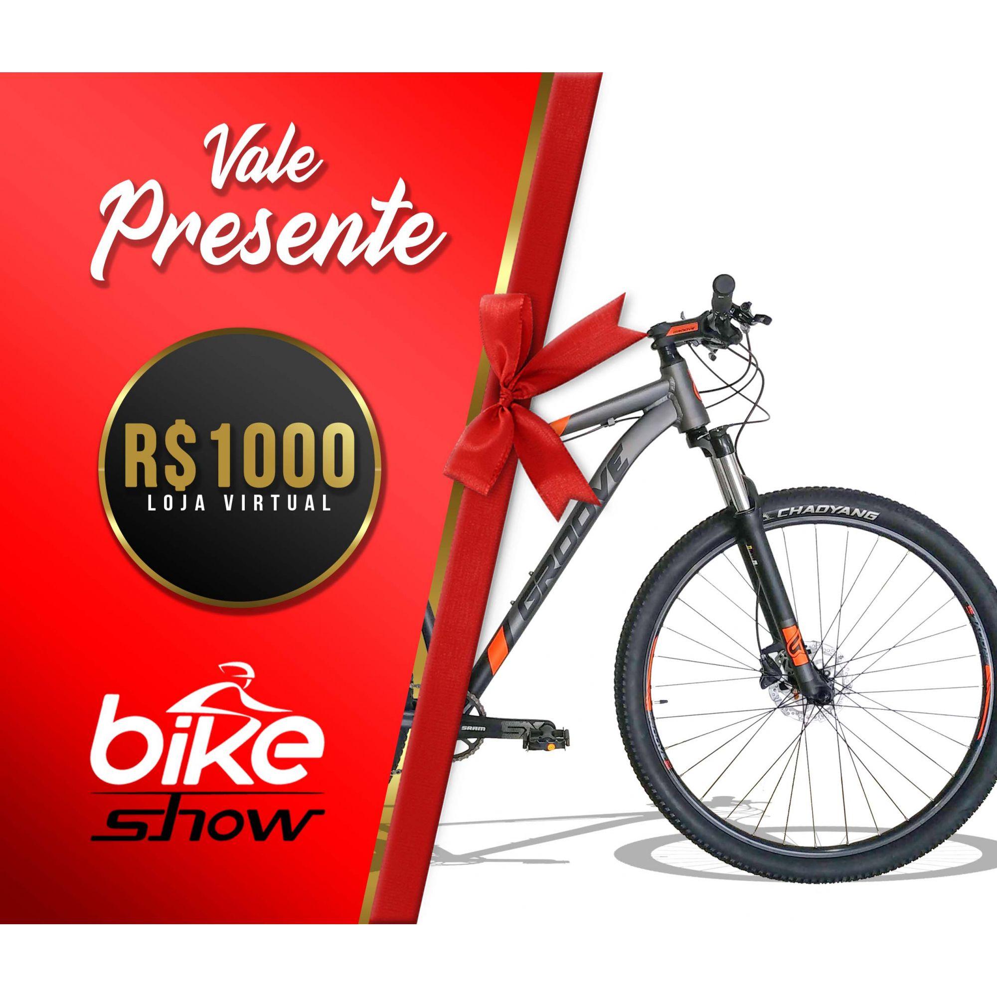 VALE PRESENTE NO VALOR DE R$ 2145,00 em até 12 parcelas