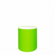 Cúpula Abajur Cilíndrica Cp-7001 Ø13x15cm - Verde Limão