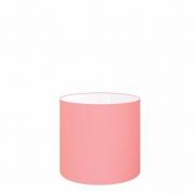 Cúpula Abajur Cilíndrica Cp-7005 Ø18x18cm Rosa Bebê