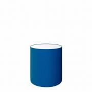 Cúpula Abajur Cilíndrica Cp-8001 Ø13x15cm Azul Marinho