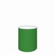 Cúpula Abajur Cilíndrica Cp-8001 Ø13x15cm Verde Folha