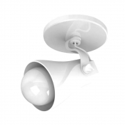 Spot De Sobrepor Octa Branco Startec Direcionável E27