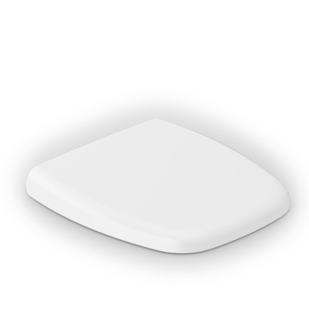 Assento Sanitário Original Fit Confort Branco Celite