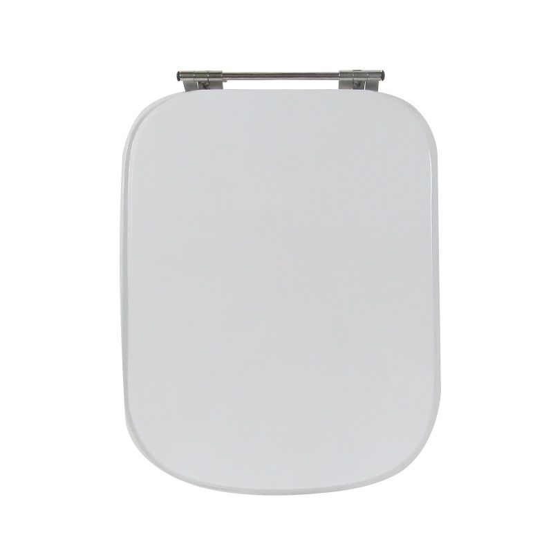 Assento Sanitário Poliéster Para Louça Ideal Standard Tivoli Laranja