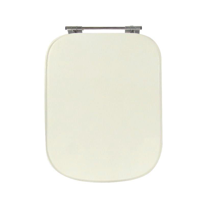 Assento Sanitário Poliéster Para Louça Ideal Standard Tivoli Liso Bone