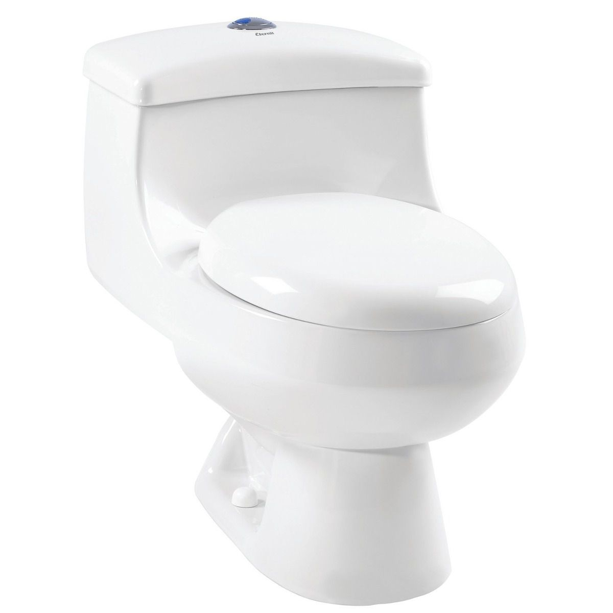 Assento Sanitário Slow Down Mona Branco Eternit