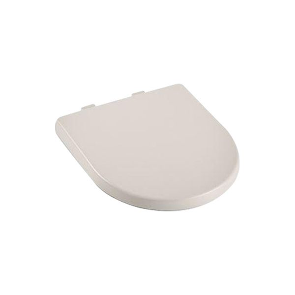Assento Sanitário Termofixo Soft Close Smart Castanha Celite