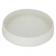 Bandeja Porcelana Off White Para Kit Higiene - Peça Individual