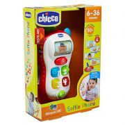 Brinquedo Belingual Abc Selfie Phone