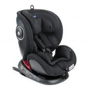 Cadeira Auto Seat4Fix Black, Chicco, Preto