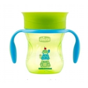 Copo Perfect Verde 12M 200ml - Chicco