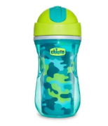 Copo Sport Cup 14m+ Verde Militar - Chicco