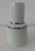Moringa Copo Porcelana 800 ml. Decoração Filetes Prata
