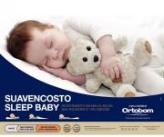 Travesseiro Suavencosto Sleep Baby 6x70x40cm - Ortobom - Branco