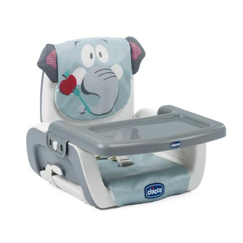 Assento Elevatório para Refeição Chicco Mode - 0 até 15 kg - Baby Elephant