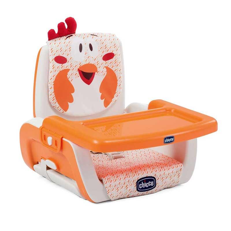 Assento Elevatório para Refeição Chicco Mode - 0 até 15 kg - Fancy Chicken
