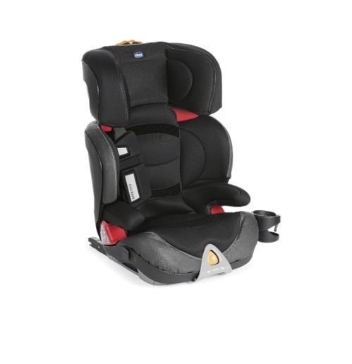 Cadeira Auto Oasys 2-3 Evo, Chicco, Jet Black