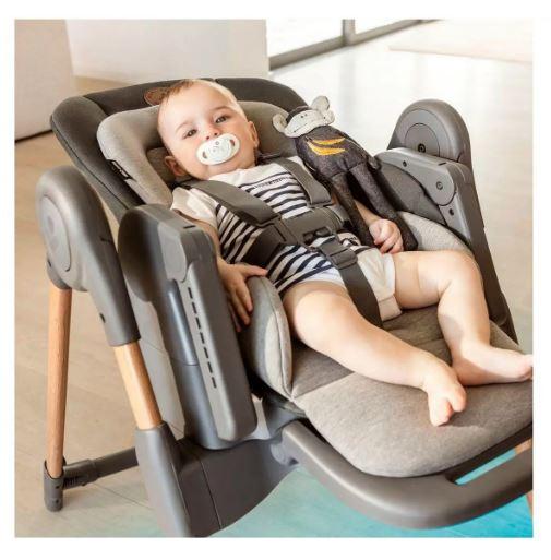 Cadeira de Alimentação 6 em 1 Minla - 8 Posições de Altura 0 a 30kg - Maxi Cosi