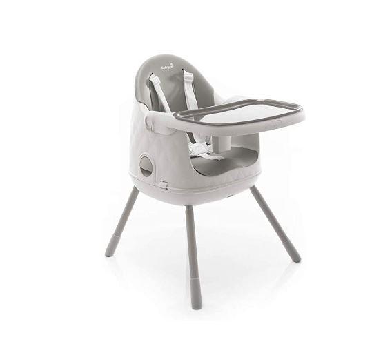 Cadeira de Refeição Jelly, Safety 1st, Grey