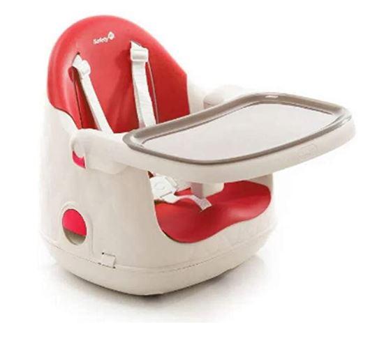 Cadeira de Refeição Jelly Safety 1st, Vermelha