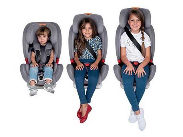 Cadeira para Auto - De 9 a 36 Kg - YOUniverse - Fix - Chicco