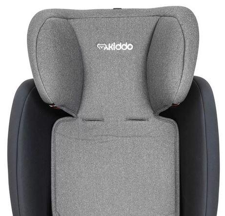 Cadeira para Auto Kiddo Mars (0 a 36kg) - Grafite