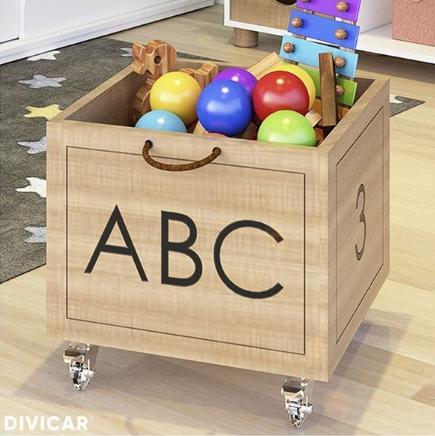 Caixa de Brinquedos