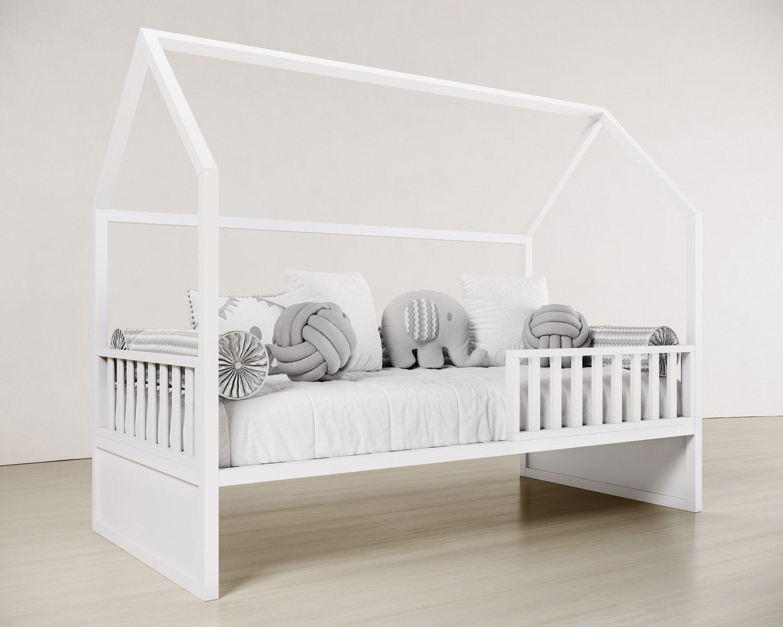 Cama Casinha Montessori 4 em 1