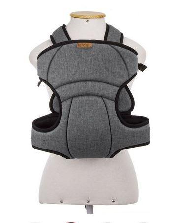Canguru I Love Travel Gray Ca054b - Infanti