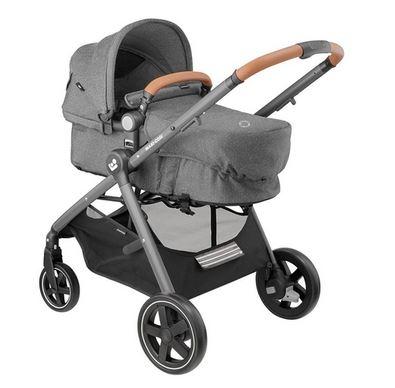Carrinho de Bebê Travel System Anna 2 Cinza - Maxi-Cosi