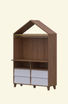 Cômoda Closet - Divicar