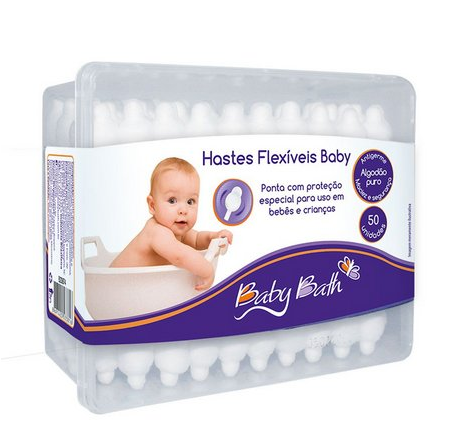 Hastes Flexíveis-Baby Bath