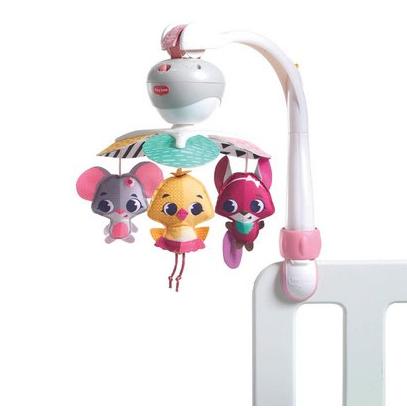 Móbile Take Along Tiny Princess Tales 3 em 1 - Tiny Love