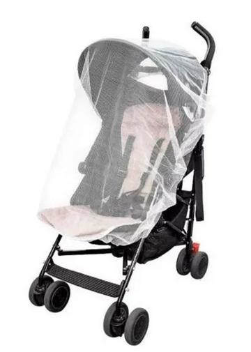 Mosquiteiro Para carrinho De Bebê - Clingo